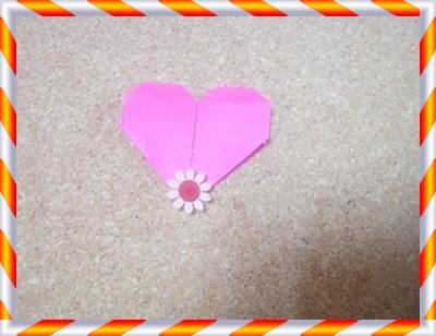 ハート 折り紙 折り紙 かたつむり 簡単 : sukippu.com
